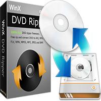 WinX DVD Ripper Platinum 8.6.0 Crack + License Key Free Download
